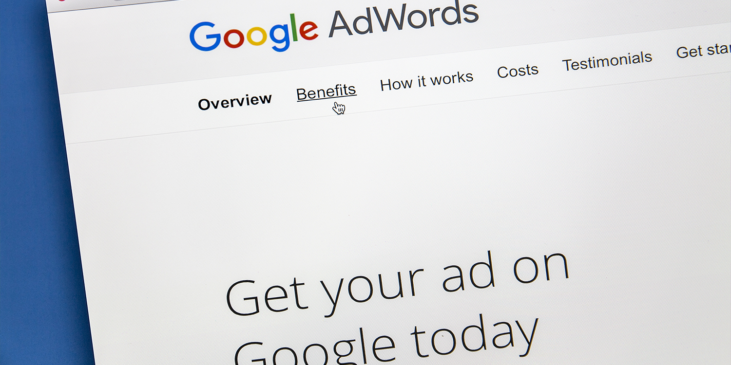 We organise and manage Google Ad Words.